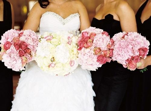 Summer wedding flower inspiration