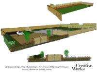Landscape Design, Property Developer, Local Council Planning Permission Project, Walton on the Hill, Surrey